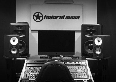 Federal Audio Installation